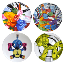 Jeff Koons - Bernardaud