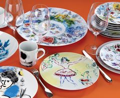 Marc Chagall Collection - Bernardaud